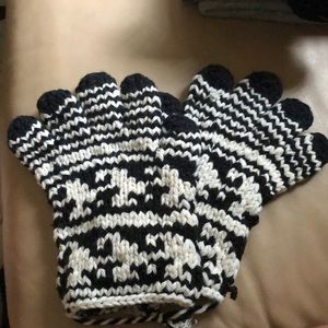 Other - Men's Knitted Gloves